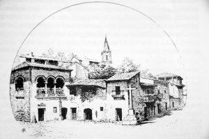 fuenteheridos-dibujo-comienzos-siglo-xx